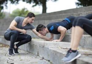 Firmen Fitness Corporate Health Firmen training